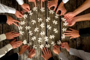 samenwerken als coalitie