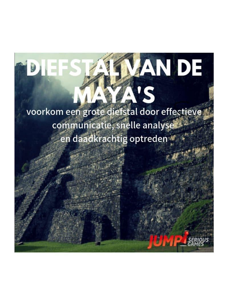 Diefstal van de Maya's
