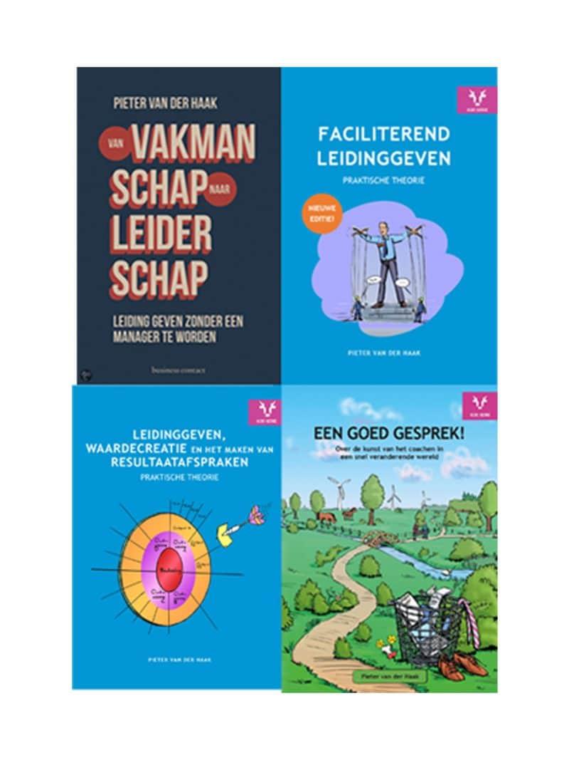 Leiderschapsboeken pakket