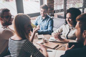 Eigenaarschap en nieuw leiderschap bijeenkomst / training