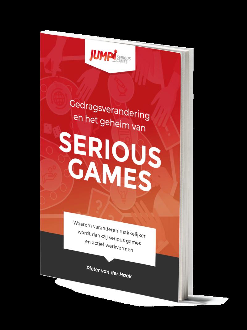 Gedragsverandering en het geheim van Serious Games