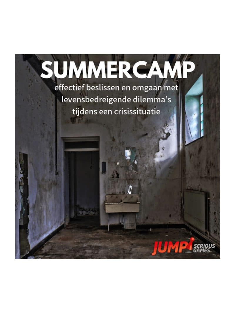 Crisis Dilemma Game 'Summercamp'